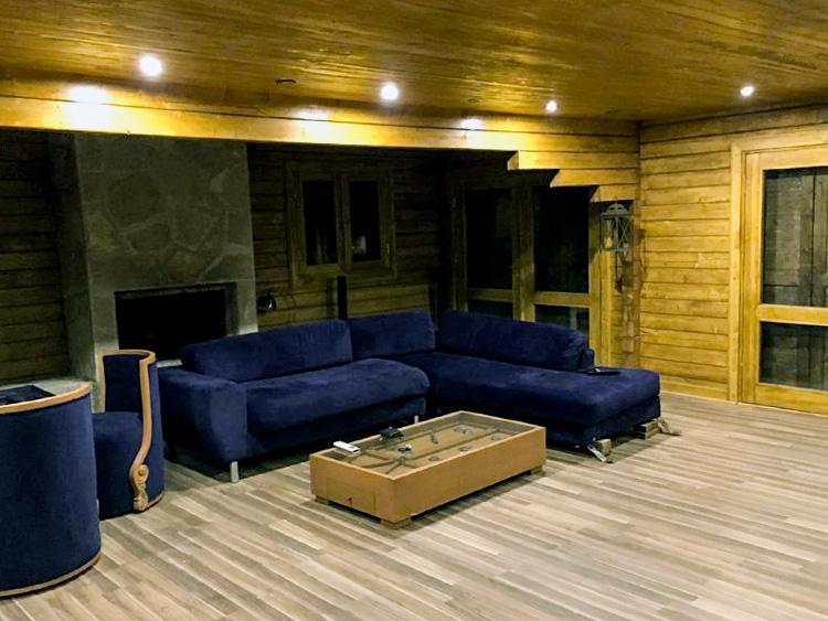 ویلای دوبلکس چوبی 250 متری نوشهر